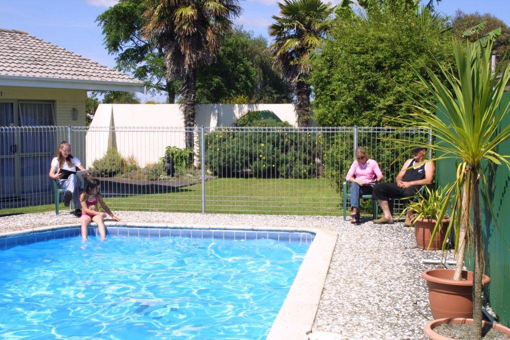 swimming pool full